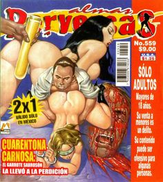 Almas Perversas #523 (Issue)