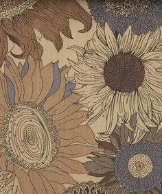 Liberty - Susanna B Tana Lawn - fabric for kitchen blind