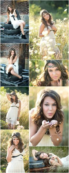 Senior Picture Ideas for Girls | Senior Girl Poses | follow my SENIOR GIRL…