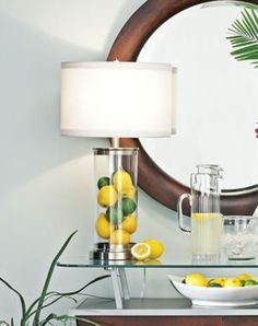 ideas diy lamp ideas base dining rooms for 2019 Diy Bags Makeover, Fillable Lamp, Glass Lamp Base, Glass Lamps, Apartment Lighting, Cheap Wall Art, Diy Furniture Projects, Diy Projects, Jar Lamp