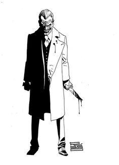 The Joker - Eduardo Risso