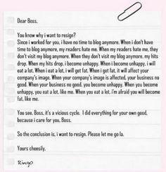 K Ofc KojackS Retirement Letter  Aww