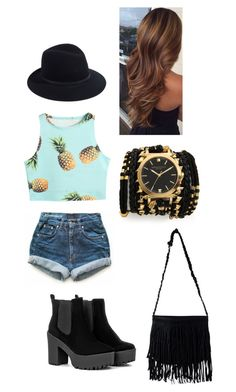 """Untitled #152"" by for-the-kids ❤ liked on Polyvore featuring Levi's, rag & bone, NLY Accessories, Sara Designs, Fall, Halloween, cute, black and topset"