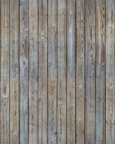 Wooden Plank Wall - Old Silver - Tapetit / tapetti - Photowall