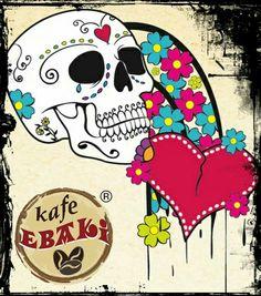 #DíaDeMuertos  Ven por tu #Calaverita  y Te regalamos un café si vienes disfrazado !!!!  #AllYouNeedIsLove  #Coffee  #Desayunos #Breakfast #ChaiLatte #Capuccino #Hotcakes #Molletes #Chilaquiles #Enchiladas #Omelette #Huevos #Jamón #Mexicana #Malteadas #Ensaladas #Café #CDMX #Gourmet #Chapatas #Crepas #Tizanas #SodaItaliana #SuspendedCoffees #CaféPendiente  Twiitter @KafeEbaki  Instagram kafe_ebaki www.facebook.com/KafeEbaki Pedidos 65482617