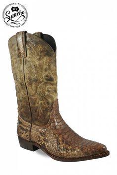 af593c55e0 Cowboy Sancho Boots PYTHON SNAKE Pythonschlange