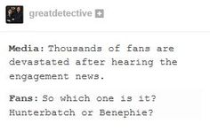 EXACTLY. Honestly, I haven't heard a single negative thing about Hunterbatch. (that's what I'm calling it. deal with it.)