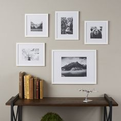 Highlight your favorite family photos and vacation snapshots with this classic frame set, featuring 5 pieces and a neutral finish. Use them throughout the den to craft a cohesive aesthetic, or hang them close together above the entryway console for a multi-panel look. Craft a warmly weathered entryway vignette with this lovely fleur-de-lis wall decor, perfect paried with a selection of distressed wall clocks, antiqued faux doors,  Victorian mirrors, and lodge-inspired prints. This set…