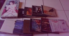 LOT DE 12 CD S DE MYLENE FARMER
