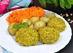 Kotlety z kaszy jaglanej i brokuła   Przepisy Kulinarne