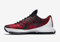 Nike KD8 Floral EXT  http://shoecommittee.com/blog/2016/5/3/nike-kd8-floral-ext