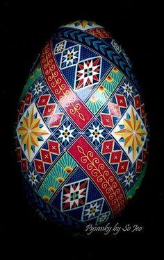 Pysanka Art , Ukraine , from Iryna