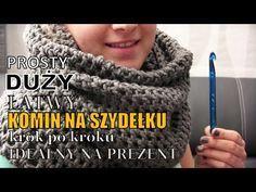 JAK ZROBIĆ KOMIN NA SZYDEŁKU? cz.1 - YouTube