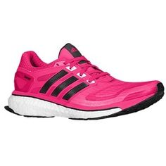 adidas Energy Boost - my absolute favorite running shoe! Cool Womens Sneakers, New Sneakers, Adidas Sneakers, Half Marathon Training, New Mobile, Foot Locker, Workout Wear, Running Shoes, Black And White