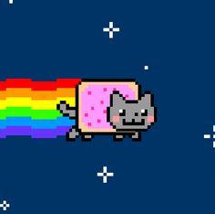 I poop RAINBOWS!