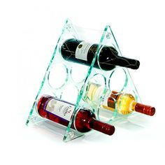 Acrylic Candle stand/holder