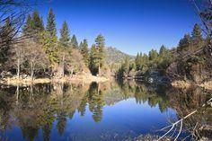 Lake Fulmor, Idyllwild, California