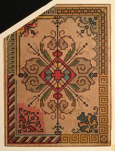 Cross Stitch Bookmarks, Cross Stitch Embroidery, Cross Stitch Patterns, Bargello Needlepoint, Big Rugs, Mandala Stencils, Fru Fru, Stencil Painting, Stuffed Animal Patterns