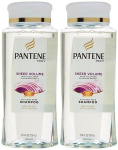 Pantene Pro-V Sheer Volume Silicone Free Shampoo - 25.4 oz - 2 pk -- Check out the image by visiting the link.