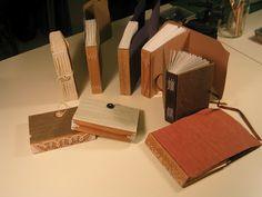 Longstitch bindings. Reg Beatty