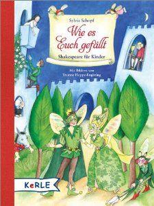 neben Hamlet auch Romeo und Julia usw., klassische Literatur für Kinder
