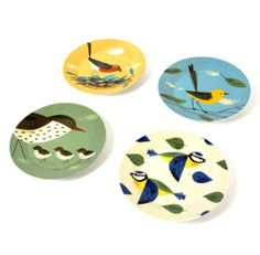 4 x Birdy Plate Sets in a Gift Box Magpie http://www.amazon.co.uk/dp/B0085KQ45M/ref=cm_sw_r_pi_dp_sypJtb0KWB35R2V3