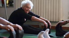 Sedentary way of life in older girls 'ages body cells' #healty #life #here #healtylife #trends