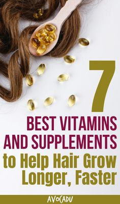 7 Best Vitamins and Supplements to Help Hair Grow Longer, Faster. Argan Oil For Hair Loss, Best Hair Loss Shampoo, Biotin For Hair Loss, Hair Loss Cure, Prevent Hair Loss, Biotin Hair, Hair Shampoo, Help Hair Grow, Grow Long Hair