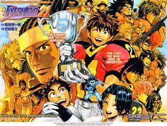 Eyeshield 21 Chapter 314 - Read Eyeshield 21 Chapter 314 manga for free at ZingBox.me