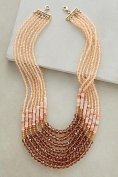 Apricombre Necklace - anthropologie.com