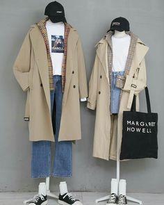 Kpop Fashion Outfits, Ulzzang Fashion, Korean Outfits, Mode Outfits, Cute Fashion, Casual Outfits, Fashion Dresses, Seoul Fashion, Korea Fashion