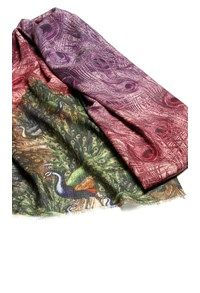 Shahmina,The Carpet Cellar,Shahmina Silk Printed Stole