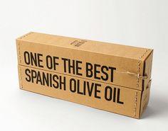 Packaging de aceite de oliva | Olive Oil Packaging