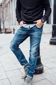 Carrera One Selvage Jeans!!!