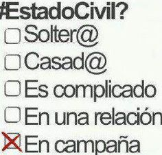 Estado civil?....