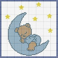 Our Cross Stitch! Cross Stitch Owl, Baby Cross Stitch Patterns, Cross Stitch For Kids, Cross Stitch Animals, Cross Stitch Charts, Cross Stitch Designs, Cross Stitching, Crochet Patterns, Baby Embroidery