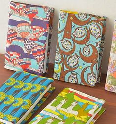Spia have a selection of colourful patterns which are used on bags, purses, gadget cases, etc.