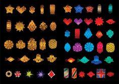 puzzlelights | VLightDeco IQ Light Puzzle Pendant Jigsaw Lamp Styles: IQ PUZZLE BASIC ...