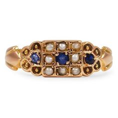 The Lilith Ring #BrilliantEarth #Vintage