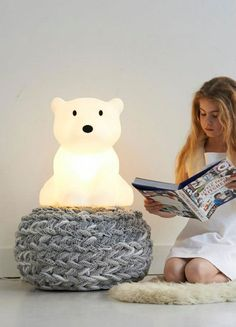 lámpara oso