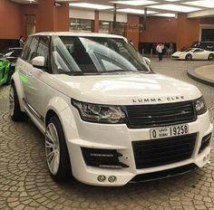 Lumma CLRR Range Rover