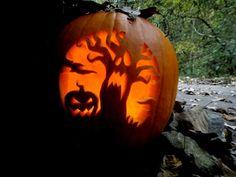 pumpkin carving ideas | ... Ideas 30+ Best Cool, Creative & Scary Halloween Pumpkin Carving Ideas
