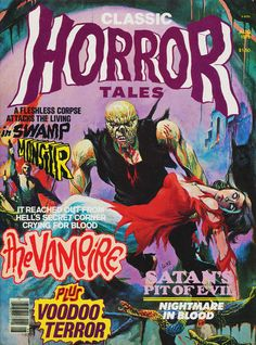Horror Tales - Vol. #9 Issue #3 (Aug. 1978)