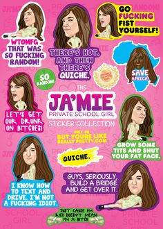 But Ja'mie: Private School Girl is Like Really Quiche! But... - But ...