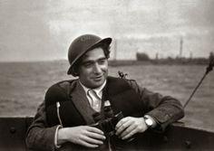 Búscame en el ciclo de la vida: Robert Capa y el desembarco de Normandía.