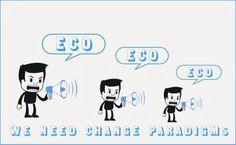 We need change paradigms ~ Positive