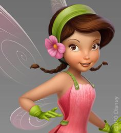 Chloe: Pixie Hollow Games