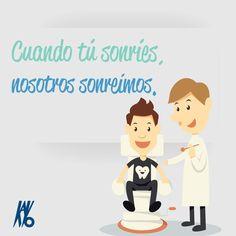 #Odontólogos #Sonrisas #TuSonrisaEsLaMia