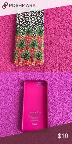 iPhone 6 case Fun case with pineapples on it. Great for summer. Accessories Phone Cases
