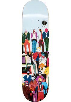 Polar-Skate-Co AMTK-Team-B---End-Of-Nowhere - titus-shop.com #Deck #Skateboard #titus #titusskateshop